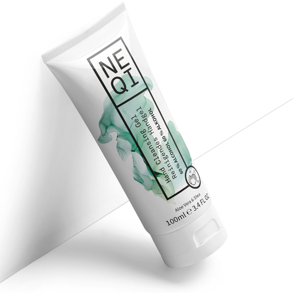 Button to buy NEQI Hand Cleansing Gel