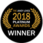 Janey Loves Platinum Awards 2018