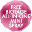 Free Biolage All-in-One Spray