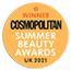 Cosmo Summer Beauty Awards 2021