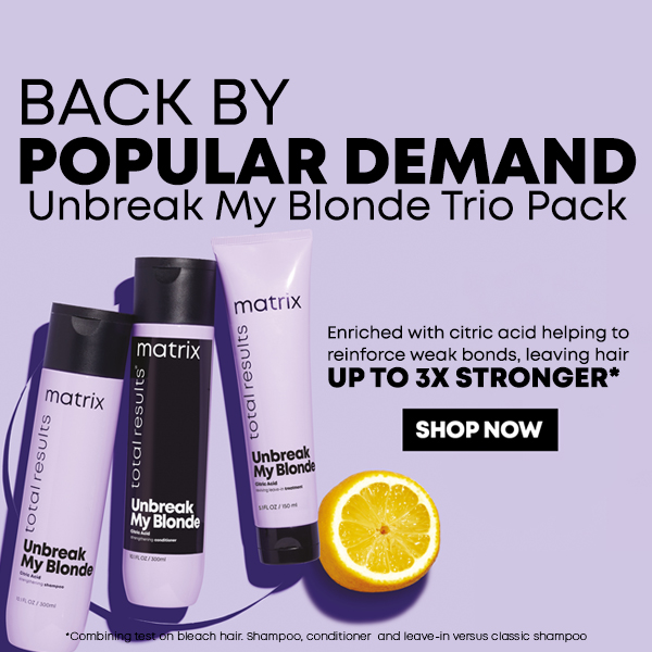 Unbreak My Blonde