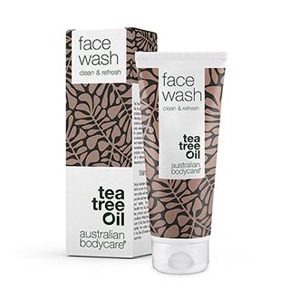 Australian Body Care Tea Tree Facial Wash 100ml