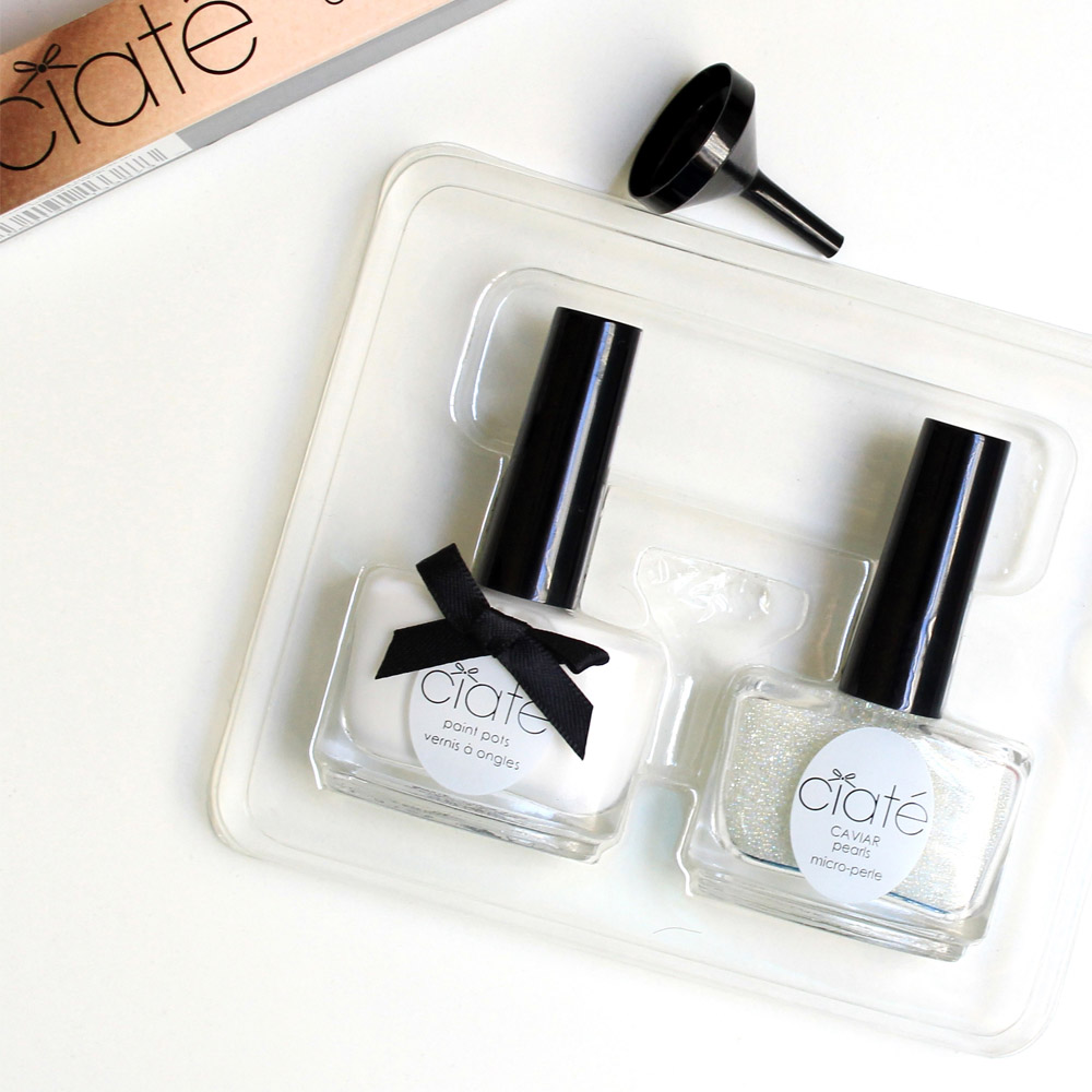* Ciate Caviar Manicure Set - Mother Of Pearl