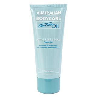 Australian Bodycare Tea Tree Active Face Cream 100ml