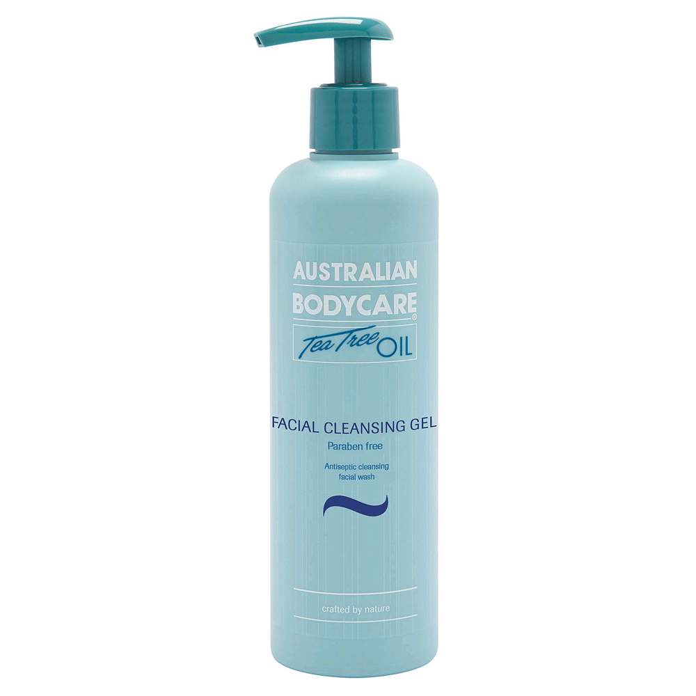 Australian Bodycare Tea Tree Facial Cleansing Gel 250ml
