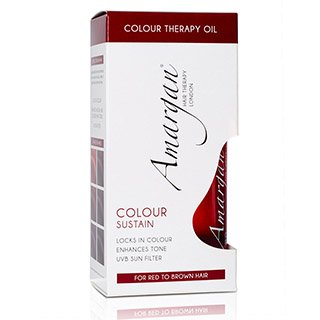 Amargan Colour Therapy Oil Brown/Red 100ml