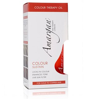 Amargan Colour Therapy Oil Copper/Gold 100ml