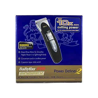 Babyliss Forfex Power Definer 2 Clipper