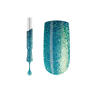 Claw Culture Gel Polish Mermaid Teal 8ml