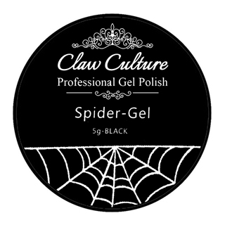 Claw Culture Spider Gel Black 5g