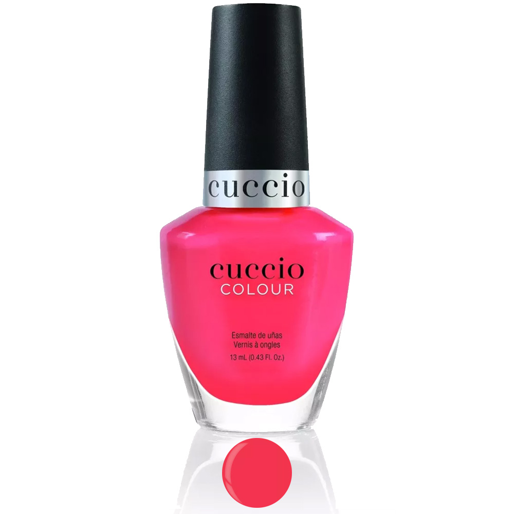 Cuccio Polish - Heatwave - Paradise Found 13ml