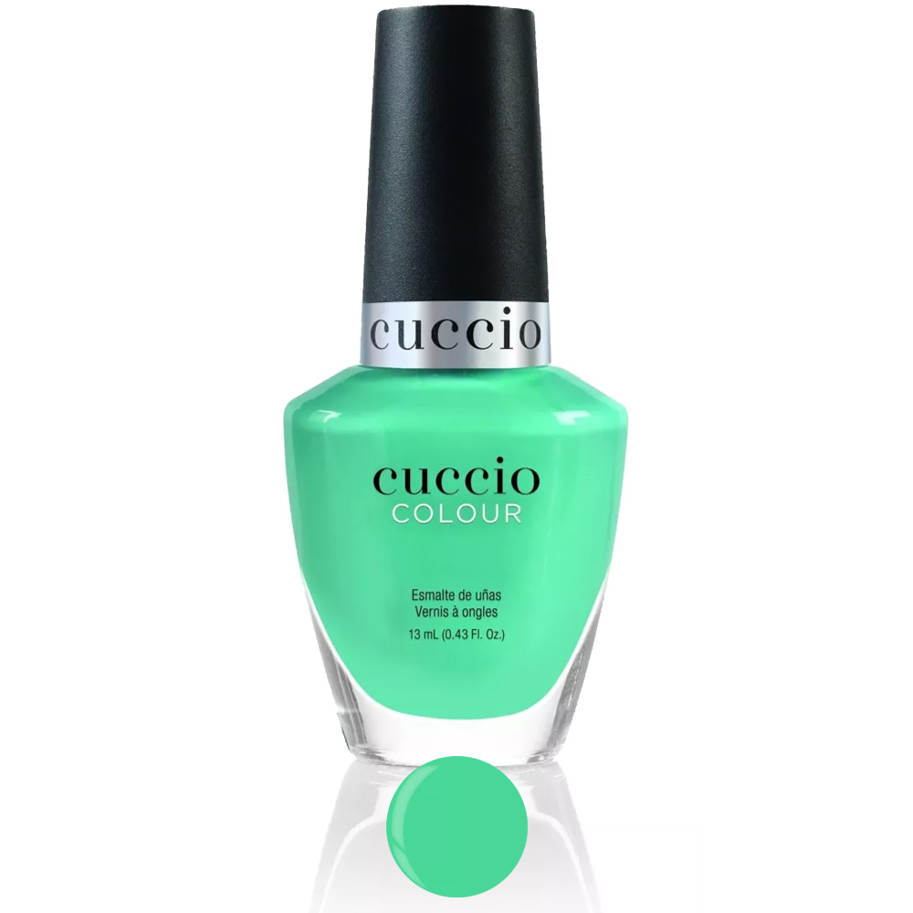 Cuccio Polish - Heatwave - Aquaholic 13ml