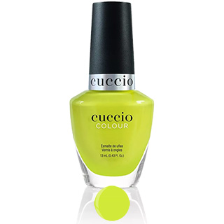 Cuccio Polish - Heatwave - Seriously Celsius 13ml