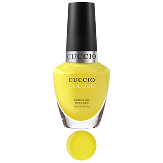 Cuccio Colour Polish Lemon Drop Me A Line 13ml