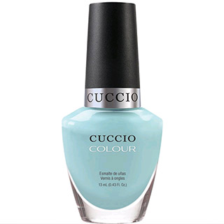 Cuccio Colour Polish Blue Hawaiian 13ml