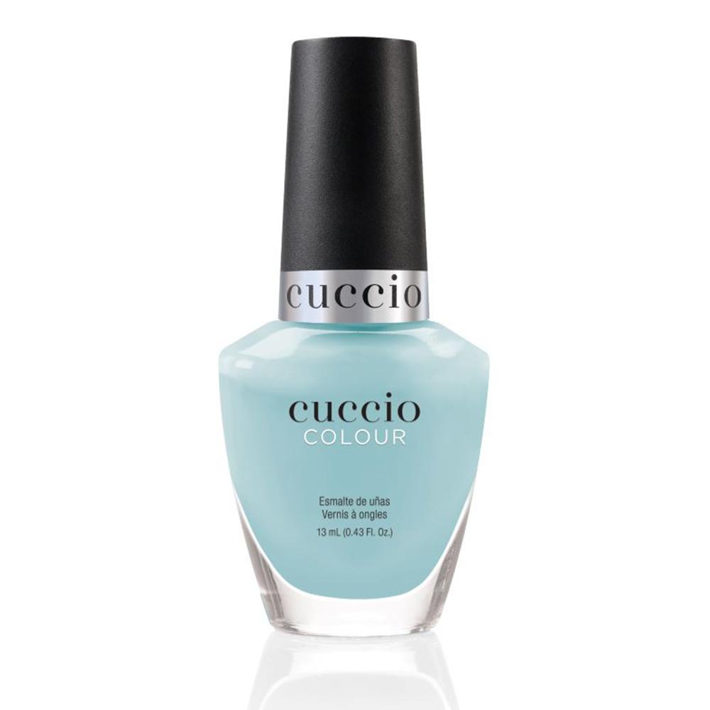 Cuccio Polish - Rainbow Sorbet Collection - Blueberry 13ml