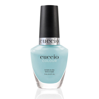 Cuccio Polish - Rainbow Sorbet Collection - Blueberry 13ml