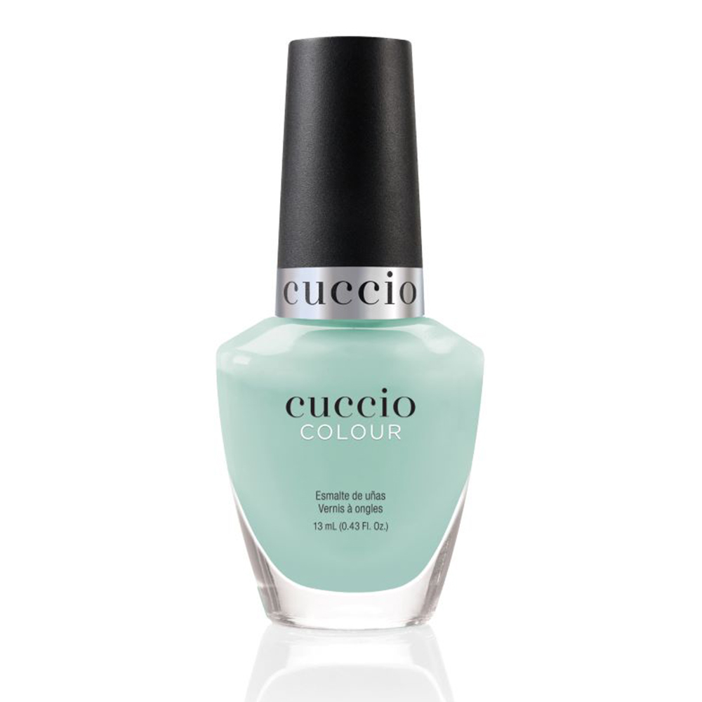 Cuccio Polish - Rainbow Sorbet Collection - Mint 13ml