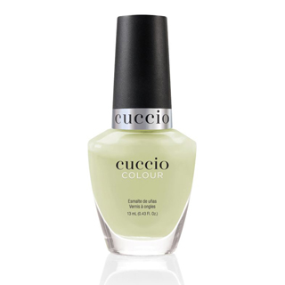 New Cuccio Polish - Rainbow Sorbet Collection - Pistachio 13ml