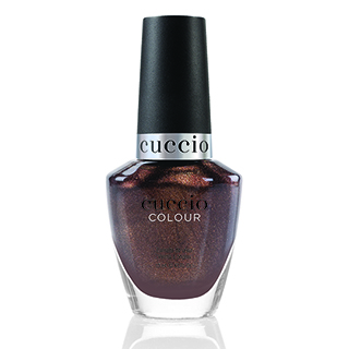 Cuccio Colour Polish - Chocolate Collection - Brownie Points 13ml