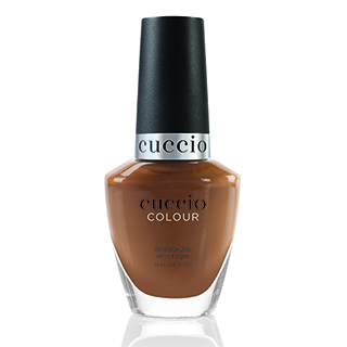 New Cuccio Colour Polish - Chocolate Collection - Caramel Kisses 13ml
