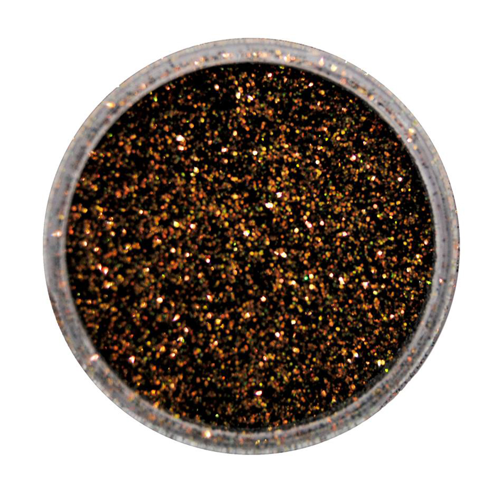 Cuccio Icon Glitter Dust - Iridescent Beatle 008 Hex
