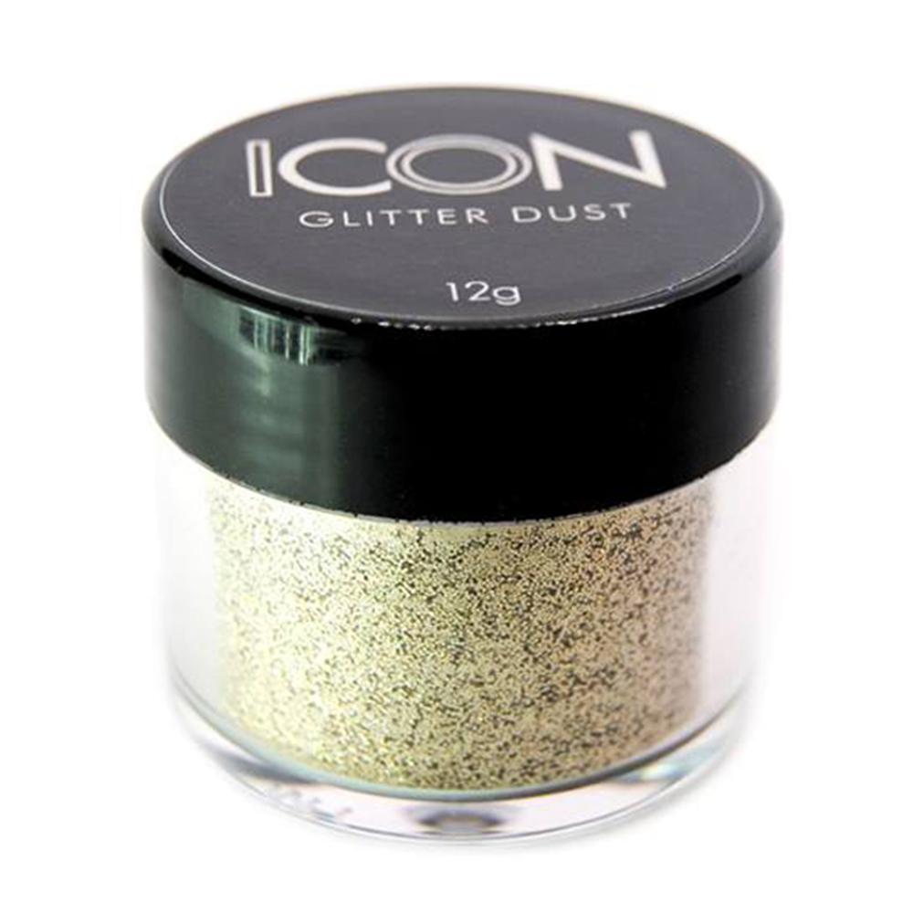 Cuccio Icon Glitter Dust - Holographic Champagne 008 Hex