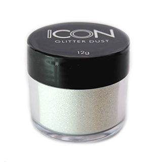 Cuccio Icon Glitter Dust - Iridescent Seashell 008 Hex