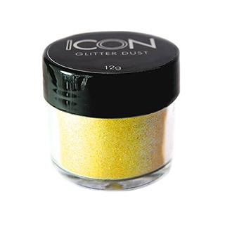 Cuccio Icon Glitter Dust - Sunshine