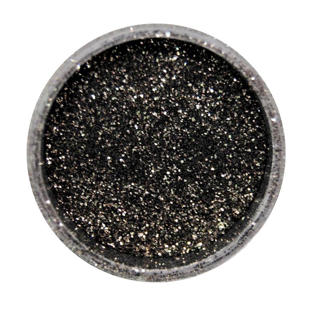 Cuccio Icon Glitter Dust - Standard Gunmetal 008 Hex