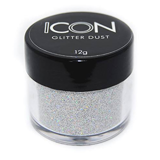 Cuccio Icon Glitter Dust - Holographic Cosmic 15 Hex
