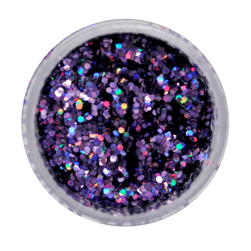 Cuccio Icon Glitter Dust - Holographic Mystique 040 Hex
