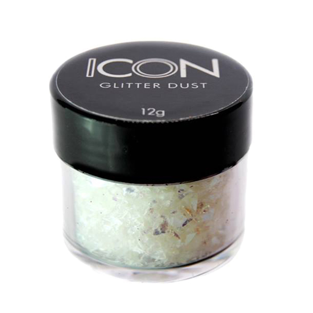 Cuccio Icon Glitter Dust - Iridescent Shards Unicorn