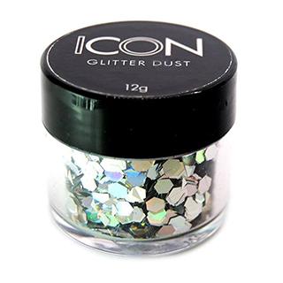 Cuccio Icon Glitter Dust - Holographic Festival cosmic 125
