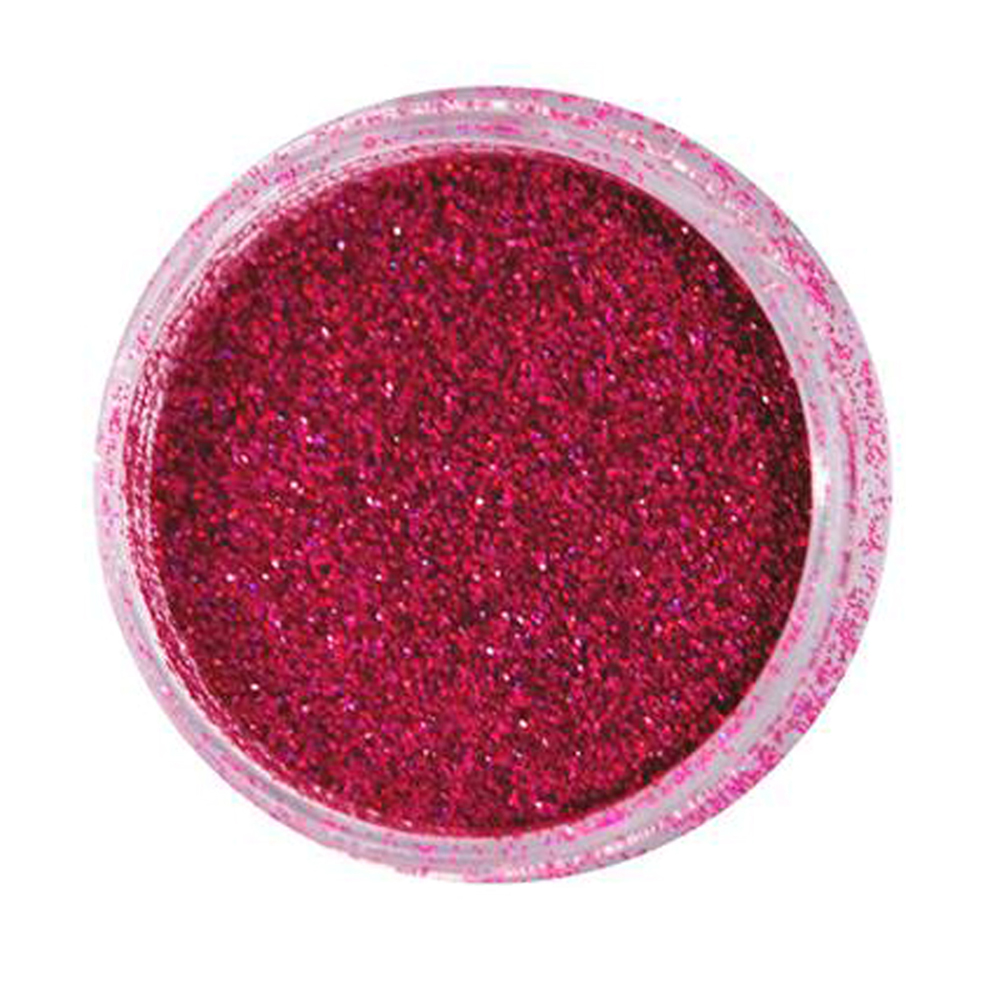 Cuccio Icon Glitter Dust - Holographic Hot Stuff 008 Hex