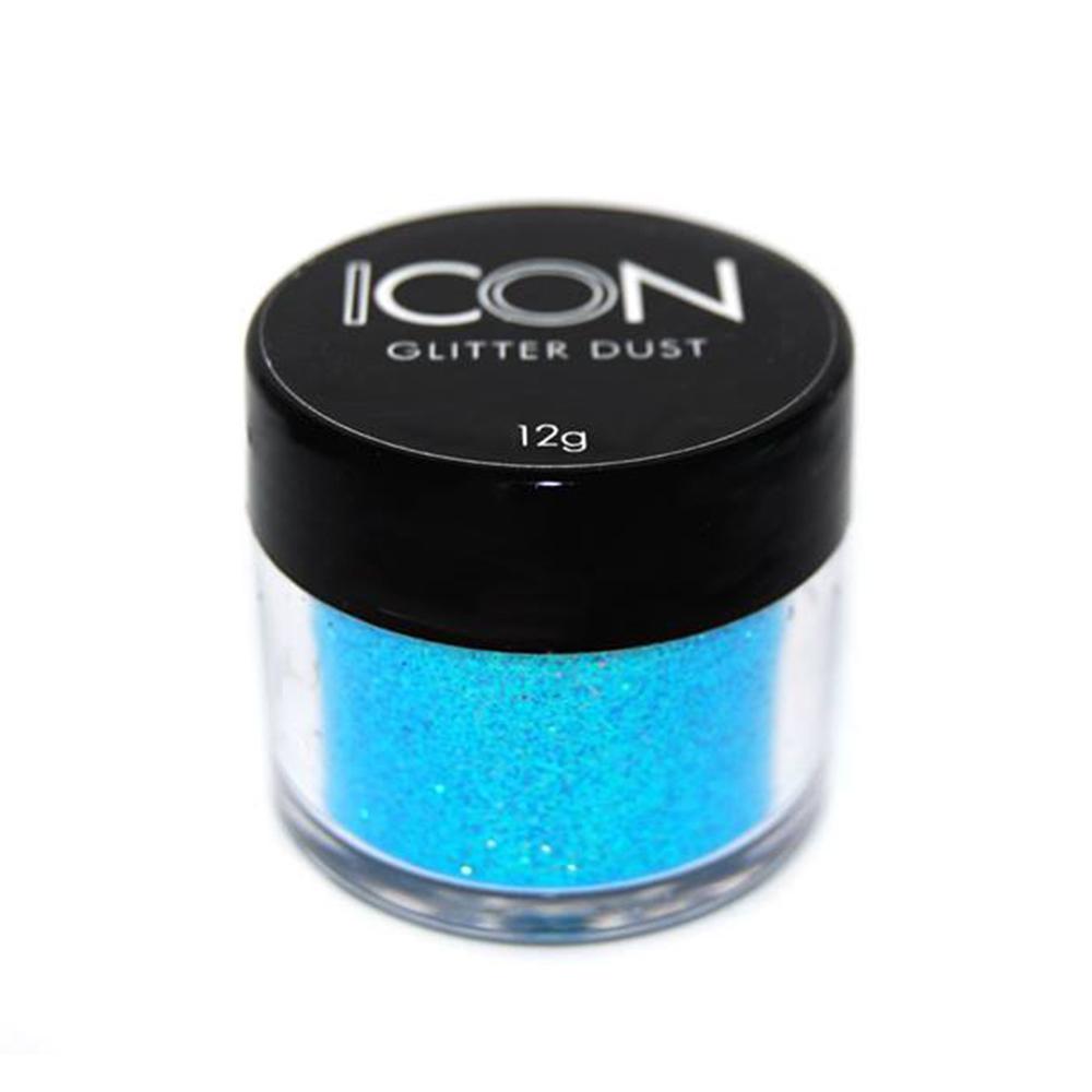 Cuccio Icon Glitter Dust - Azure