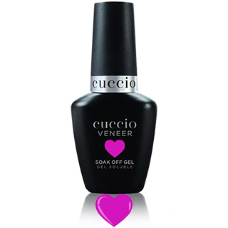 Cuccio Veneer - Heatwave - Dont Get Tide Down 13ml