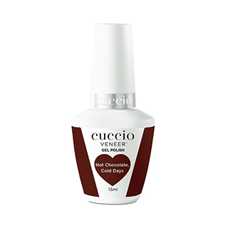 New Cuccio Gel Polish - Chocolate Collection - Hot Chocolate Cold Days 13ml