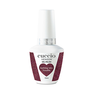 New Cuccio Gel Polish - Chocolate Collection - Getting Into Truffle 13ml