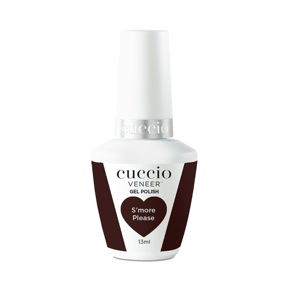 New Cuccio Gel Polish - Chocolate Collection - S'more Please 13ml