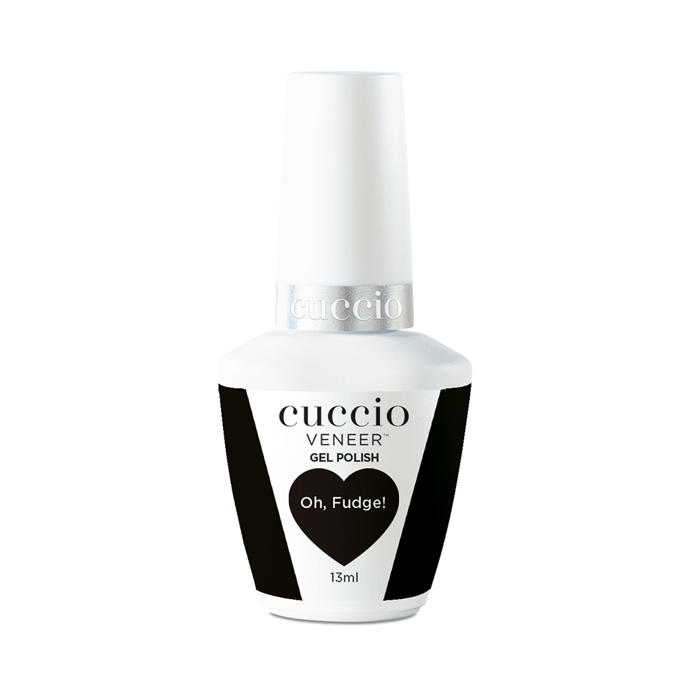 New Cuccio Gel Polish - Chocolate Collection - Oh, Fudge 13ml