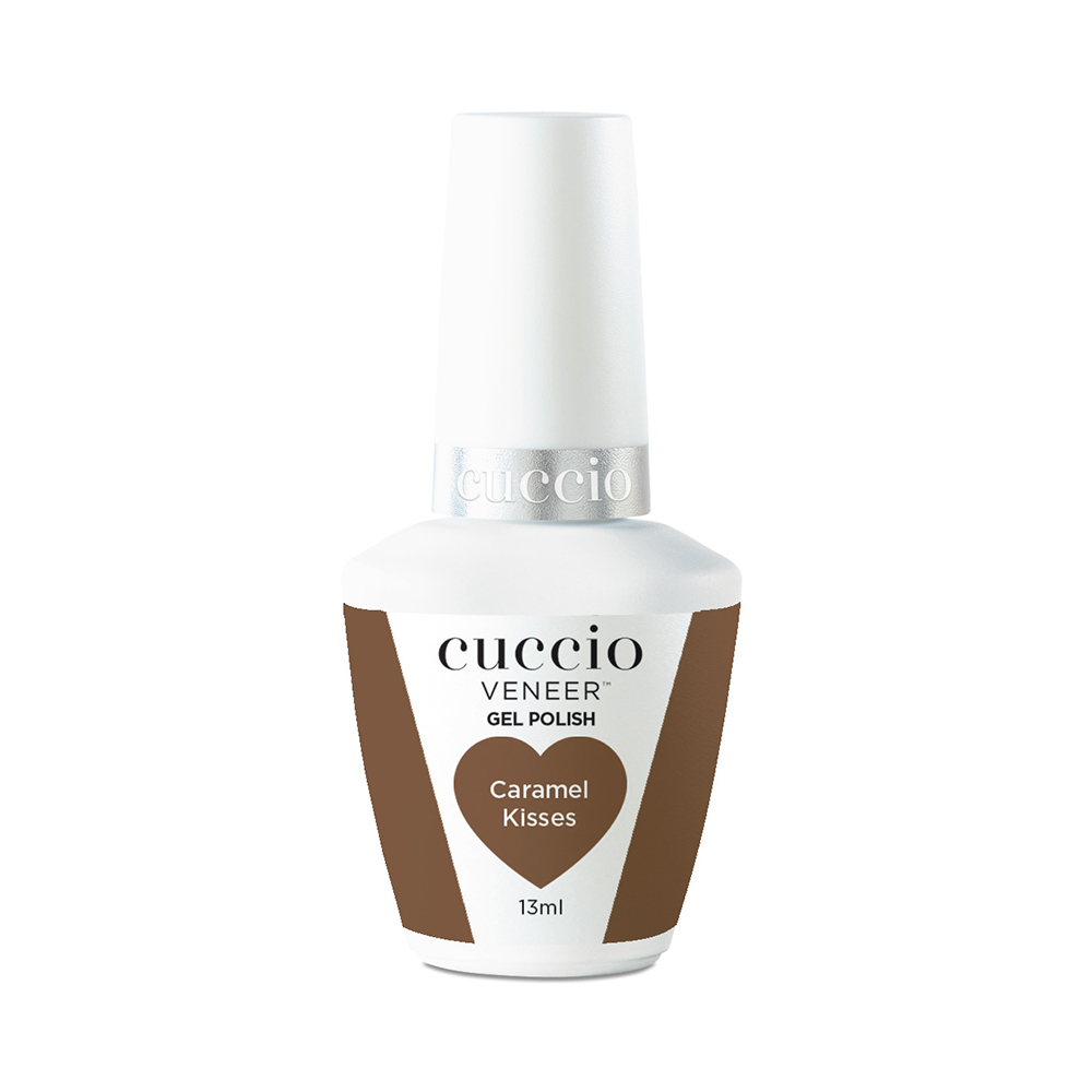 New Cuccio Gel Polish - Chocolate Collection - Caramel Kisses 13ml