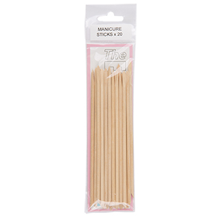 The Edge Manicure Sticks (20pk)