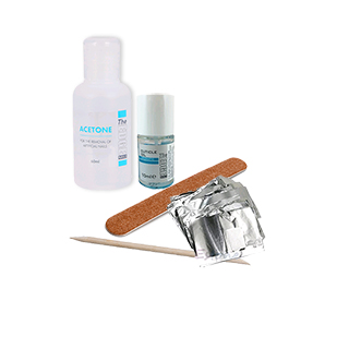 The Edge Gel Polish Soak off Kit