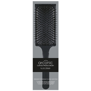 Arconic Curved Paddle Brush