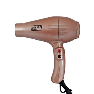 Gamma Piu 3200 Power Plus Rose Gold Hairdryer
