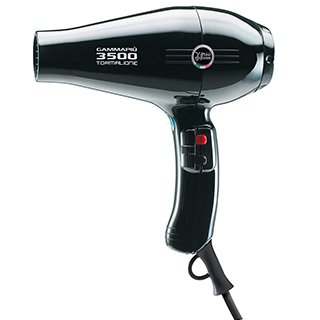 Gamma Piu Black 3500 Tourmalionic Dryer