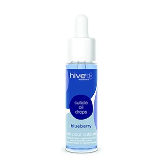 Hive Blueberry Cuticle Oil Drops 30ml