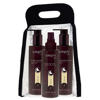 Simply The Hydrating Facial Kit