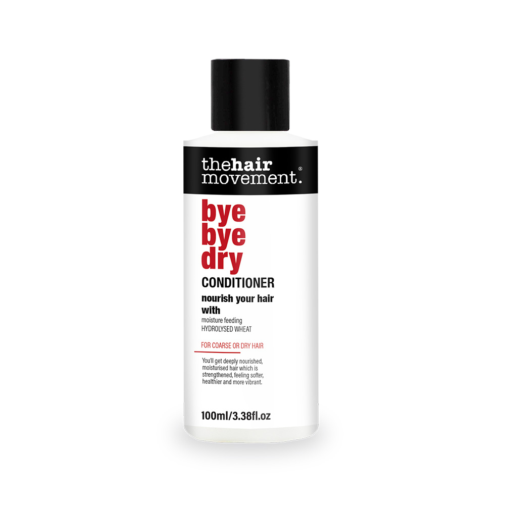 The Hair Movement Bye Bye Dry Conditioner 100ml